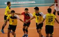 Bóng chuyền nam thắng trận thứ hai ở SEA Games