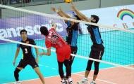 Bóng chuyền nam quyết tranh ngôi nhất bảng với Indonesia