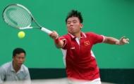 Lý Hoàng Nam xuất sắc vào bán kết đơn SEA Games 29