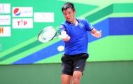 Quần vợt: Lý Hoàng Nam vỡ mộng giành HCV SEA Games 29