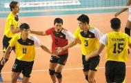 Bóng chuyền nam Việt Nam thua trắng Indonesia