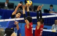 Bóng chuyền Việt Nam thua đau ở bán kết trước Thái Lan