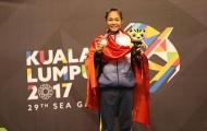 Đoạt HCV, nữ võ sĩ Việt Nam vẫn rất ngán trọng tài
