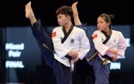 Taekwondo Việt Nam khép lại hành trình SEA Games 29 với 2 HCV