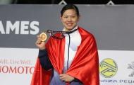 Ánh Viên lọt top 6 huyền thoại lịch sử ở SEA Games