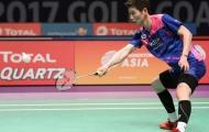Son Wan-ho thua sốc ở giải Hàn Quốc mở rộng