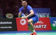 CỰC SỐC: Lin Dan thảm bại ở tứ kết Nhật Bản mở rộng