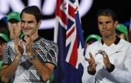 Federer và Nadal đánh đôi, tìm kiếm danh hiệu chung đầu tay