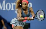 Serena bị ví giống đàn ông