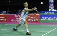 Lin Dan bị loại, Lee Chong Wei rộng cửa vô địch