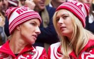 Đàn chị đồng hương lên tiếng vạch mặt Sharapova