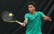 """""""Trai trẻ"""" Felix tái lập kỷ lục đáng ngưỡng mộ của Nadal"""