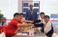 Vượt người Trung Quốc, Quang Liêm/ Trường Sơn xuất sắc giành HCV