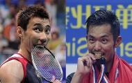 Không dễ có chung kết kinh điển Lin Dan vs Lee Chong Wei