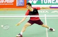 Tiến Minh tham dư giải cầu lông Pháp mở rộng