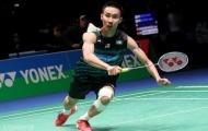 Lee Chong Wei thua sấp mặt ở Pháp mở rộng