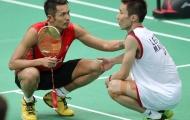 Giải cầu lông triệu đô: Lin Dan, Lee Chong Wei khóc thét vì bảng tử thần