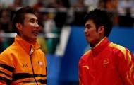 Số phận chưa buông tha, Lee Chong Wei và Lin Dan buộc phải loại nhau