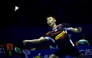 Lee Chong Wei theo chân Lin Dan thua sốc ở China Open