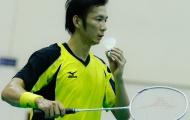 Vợ chồng Tiến Minh xuất sắc vào tứ kết giải đấu ở Malaysia