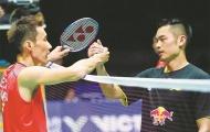 Lin Dan, Lee Chong Wei cùng 'dễ thở' trận mở màn