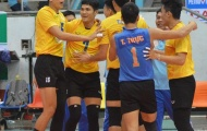 Sanest Khánh Hòa 3 lần liên tiếp vào chung kết bóng chuyền VĐQG