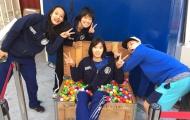 Chủ công Thanh Thúy trở lại Đài Loan