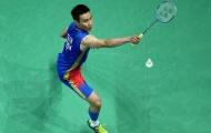 Lee Chong Wei chốt năm ở vị trí số 2 thế giới