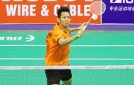 Tiến Minh và Cao Cường thẳng tiến vào vòng 2 giải cầu lông Thái Lan