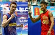 Ngũ hổ tướng cầu lông trở lại: Cơ hội nào cho 'siêu hổ' Lin Dan và Lee Chong Wei?