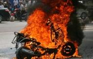 Hà Nội: Phát hiện cây xăng ở quận Cầu Giấy không đạt chuẩn