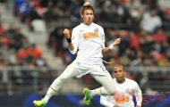Neymar giành giải Cầu thủ hay nhất Nam Mỹ 2011
