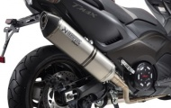 Chưa được bày bán, Yamaha T-Max đã có ống xả 'hàng hiệu'
