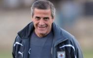 HLV tuyển Uruguay xuất sắc nhất năm 2011, theo IFFHS