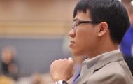 Quang Liêm rước đuốc Olympic