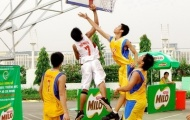 Đội Sài bóng rổ Gòn Heat ra mắt