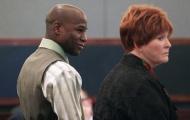 Võ sĩ Floyd Mayweather Jr. được hoãn... đi tù