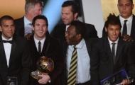 Falko Goetz bầu cho Iniesta, Messi, Schweinsteiger
