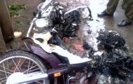 Bắt thủ phạm vụ nổ xe máy ở Bắc Ninh
