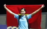 Nhà vô địch nhảy cao Việt Anh ăn Tết cùng nhà mới