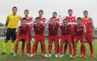 Việt Nam đăng cai giải U19 Đông Nam Á 2012