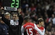FIFA cân nhắc khả năng cho 4 cầu thủ vào thay người