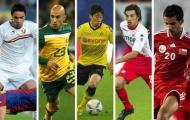 Shinji Kagawa, Mark Bresciano và Javad Nekounam, ai xuất sắc nhất châu Á tháng Giêng?