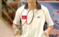 Niềm tin trở lại với tay vợt Tiến Minh