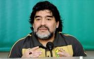 """Diego Maradona bị cảnh báo về tật hay """"phàn nàn"""""""