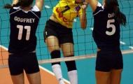 Nữ Australia ngược dòng ở giải bóng chuyền VTV Cup