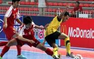 Việt Nam thắng đậm trận ra quân Vòng loại futsal châu Á 2012