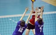 Xác định 4 đội vào bán kết giải bóng chuyền nữ VTV