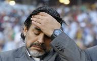 Câu chuyện về bóng đá vùng Vịnh: Đến Maradona cũng không giúp nổi!