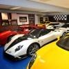 'Đột nhập' garage siêu xe 'khủng' nhất nước Anh`